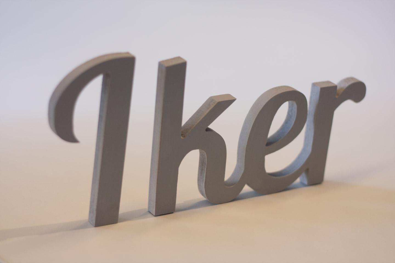 nombres de madera nios dekoark - Letras Decorativas